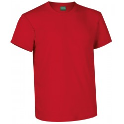Camiseta VALENTO Premium Cuello Redondo Wave