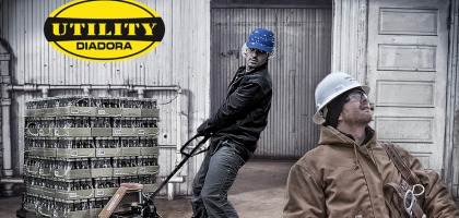 DIADORA UTILITY, la resistencia en el mundo laboral.