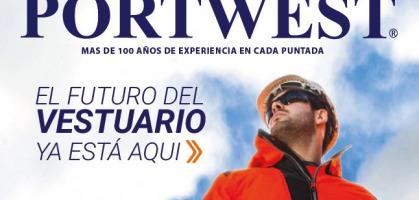 ¡Todo el catálogo de Portwest en nuestra web!
