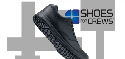 Shoes for Crews, estilo formal y deportivo