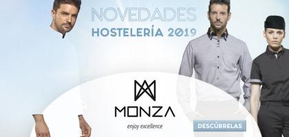 Nuevos diseños para vestir de Monza